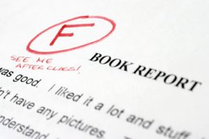bad grades